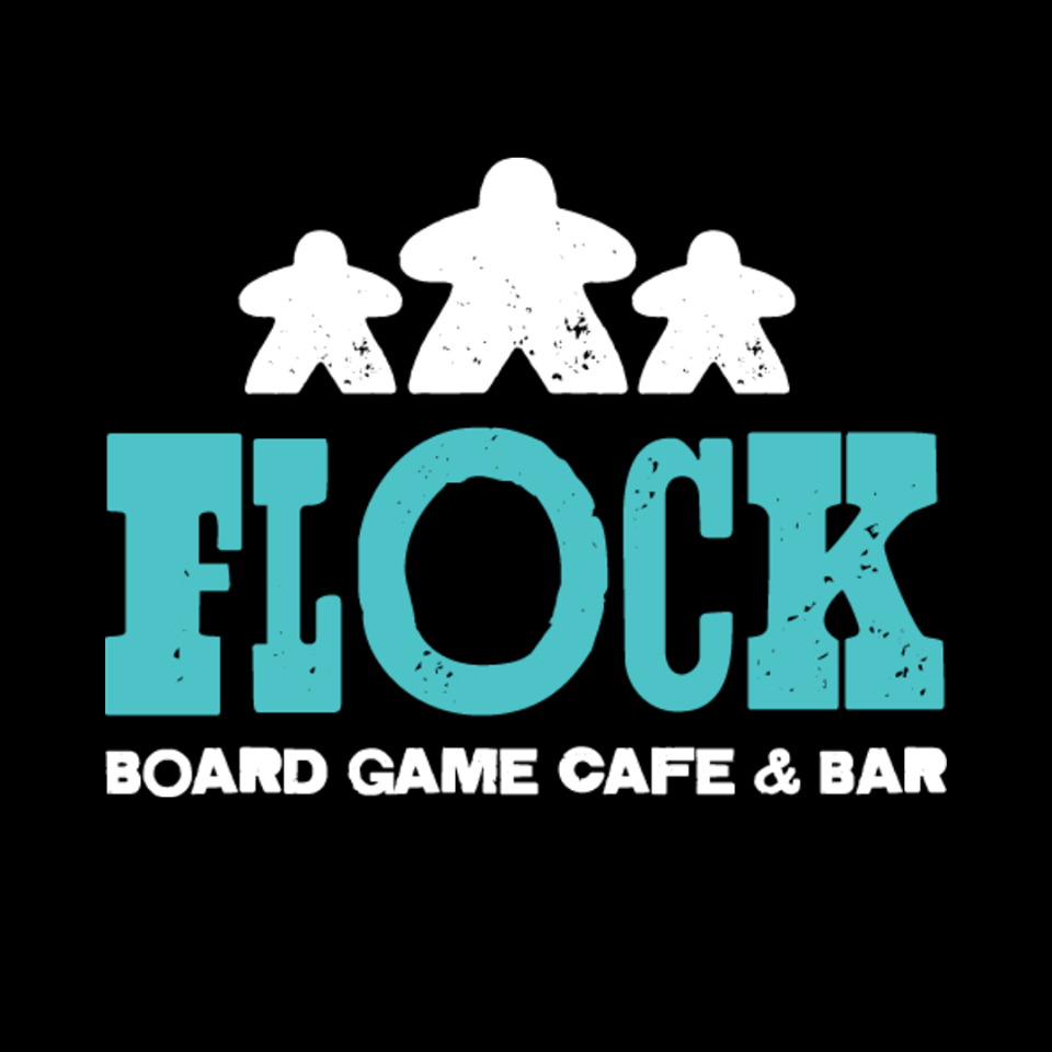 Flock Board Game Cafe